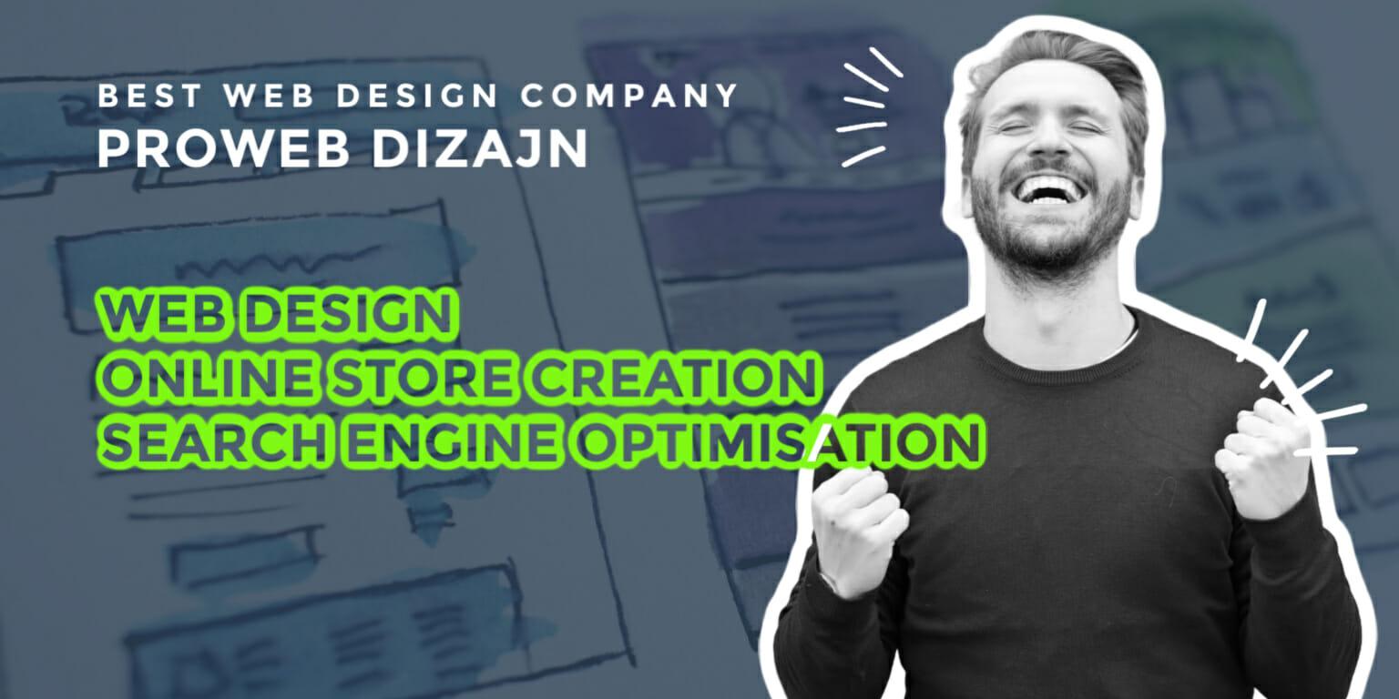 web design company belgrade